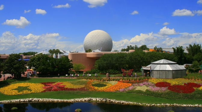 Mark Your Calendar for 2013 Epcot Flower & Garden Fest!