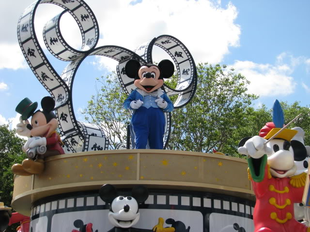 History of Mickey Mouse — Infographic