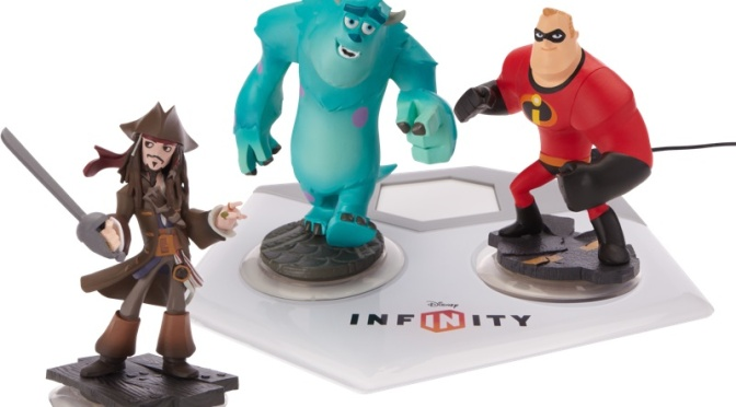 Disney Infinity 'Cars' Play Set Unveiled