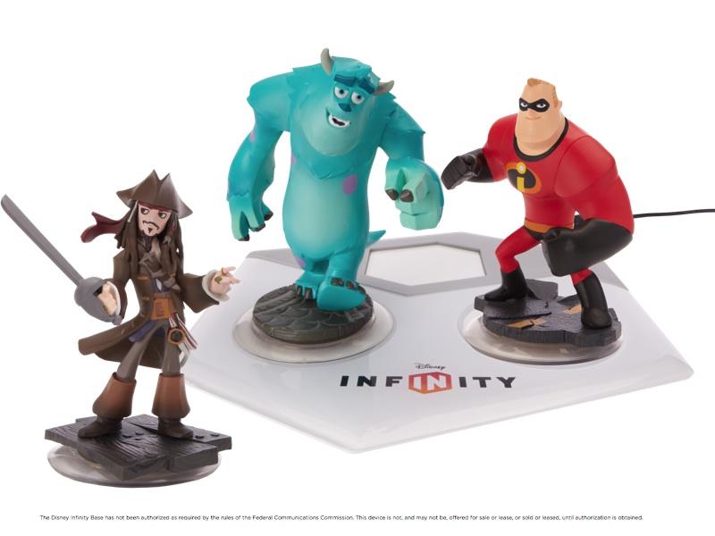 Disney Infinity 'Cars' Play SetUnveiled