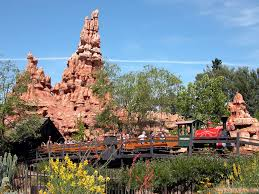 Big Thunder Mountain Railroad DLR Rehab Update