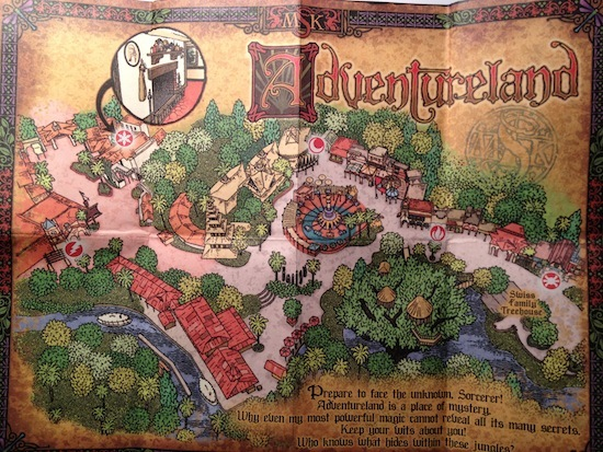 A WB In Depth Look at Sorcerers of the MagicKingdom