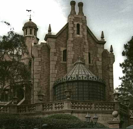 Reside in the Haunted Mansion?