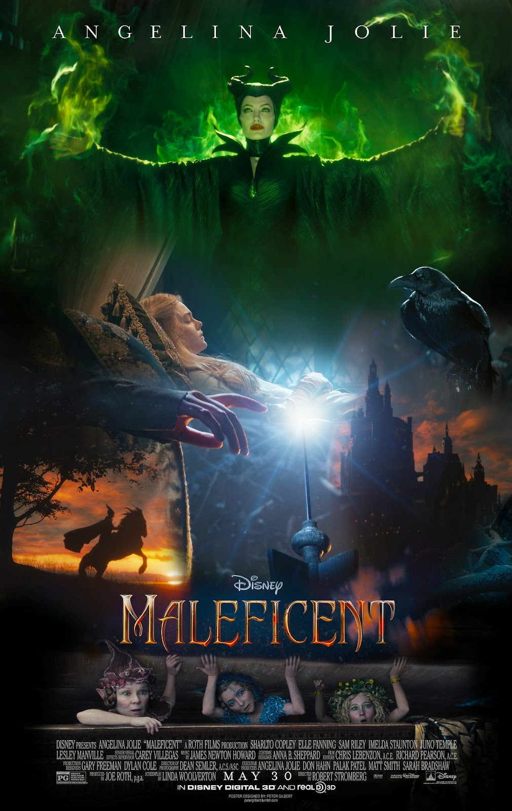 My Review of Disney'sMaleficent