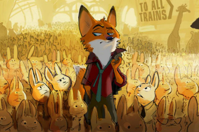 Disney Dates 2016 Animated Pics 'Zootopia' & 'Moana'