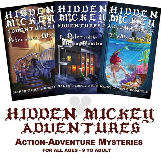 Hidden Mickey Autographed Book Contest for Disney Fans!