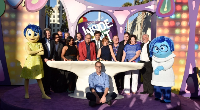 Pixar's Inside Out Just Had a Record-breaking Weekend