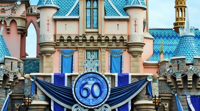 A Day at Disneyland's 60th Anniversary Celebration